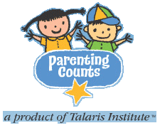 Parenting Counts logo